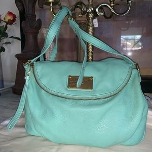 Marc by Marc Jacobs  pastel Pebbled Leather bag